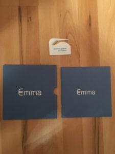 Emma Lieferung